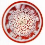 antonella cimatti piatto in ceramica