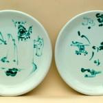 piatti in ceramica philippe artias