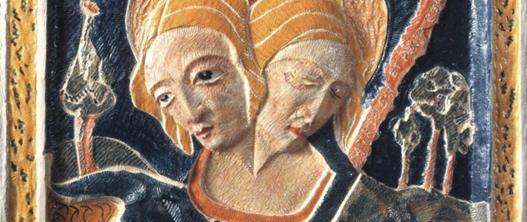 formella in ceramica massimo arzilli