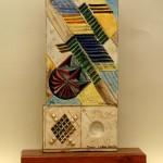 scultura in ceramica giuseppe calonaci
