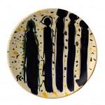 piatto in ceramica gabriel caruana