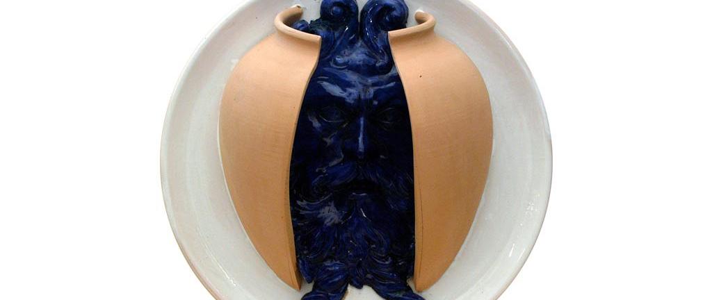 scultura in ceramica bruno d'arcevia