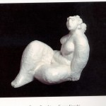 scultura in ceramica franco franchi