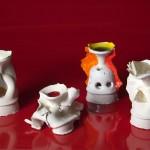 sculture in ceramica rolando giovannini
