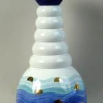 scultura in ceramica rolando giovannini