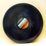 piatto in ceramica giuliano giuman