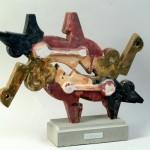 scultura in ceramica umberto mastroianni