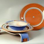 piatti in ceramica sebastian matta