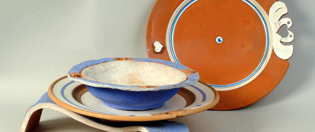 sculture in ceramica sebastian matta