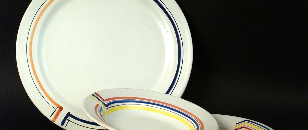 piatti in ceramica pompeo pianezzola