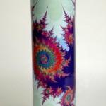 vaso scultura in ceramica paolo portoghesi
