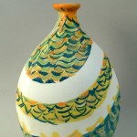 scultura in ceramica simona weller