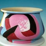 scultura in ceramica comoditas