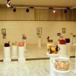 mostra ceramica contemporanea comoditas presso fondazione moretti