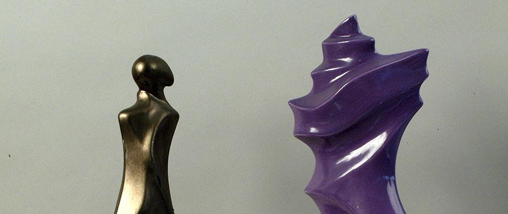 sculture in ceramica edgardo abbozzo
