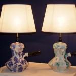bruno signorini lampade in ceramica