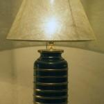 l'antica deruta design lampada
