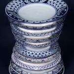 piatti in ceramica bruno ceccobelli