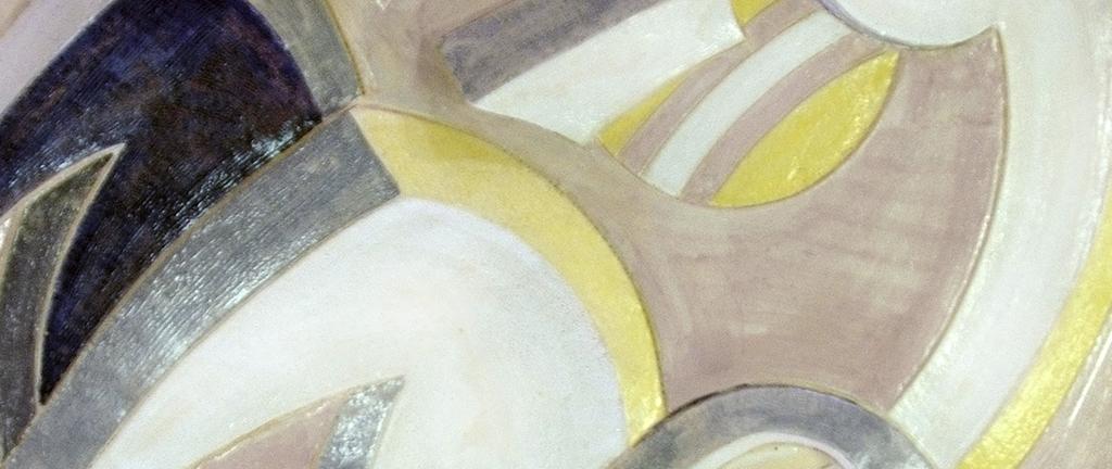 piatto in ceramica paolo marazzi