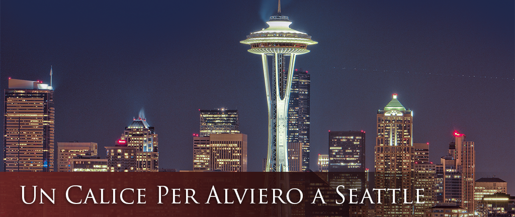 un calice per alviero a seattle