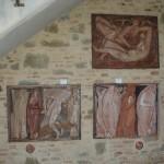 bassorilievi in ceramica fondazione moretti