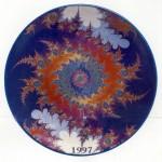 piatto in ceramica paolo portoghesi