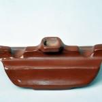 scultura in ceramica nino caruso