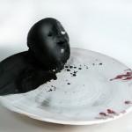 scultura in ceramica tommaso cascella