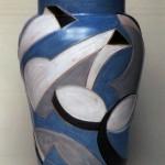vaso in ceramica paolo marazzi