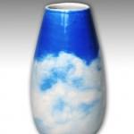 scultura in ceramica luciano tittarelli