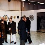 manlio bacosi mostra ceramica contemporanea galleria moretti